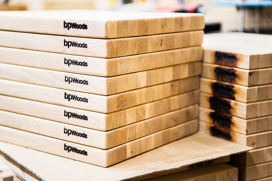 planche d couper en bois planche en bois bloc de boucher. Black Bedroom Furniture Sets. Home Design Ideas